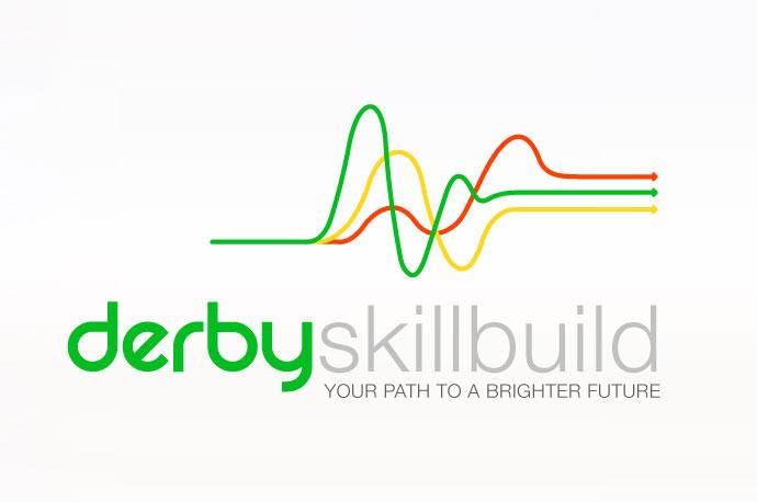 Derby Skillbuild Logo Paul