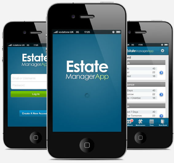 London Freelance Digital Designer - Paul Stayt - EMA iPhone App Design